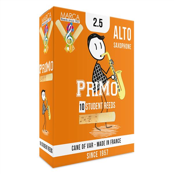 PRIMO BOX 10 ANCE 2.5 SAX ALTO