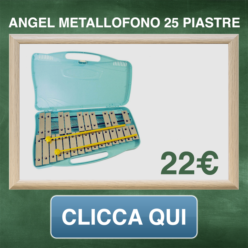 Angel metallofono