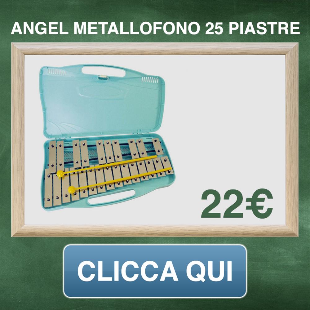 Angel metallofono