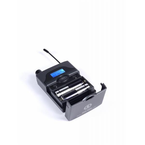MIM20 CON PE40 EARPHONES RADIOMICROFONO