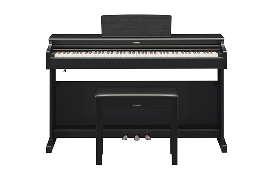 Nuovi Yamaha ARIUS YDP-164: il massimo dell'espressività digitale Yamaha