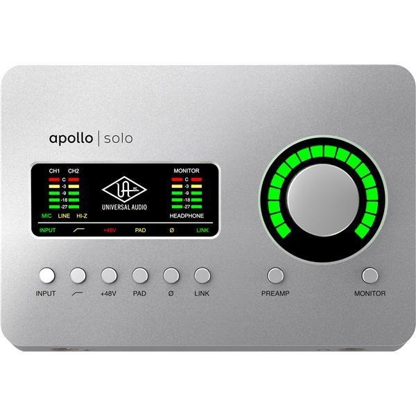 APOLLO SOLO TB3 HERITAGE EDITION SCHEDA AUDIO