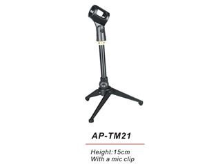 AP-TM21 STAND DA TAVOLO PER MICROFONO