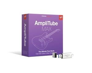 AMPLITUBE MAX - BUNDLE AMPLITUBE PER MAC E PC