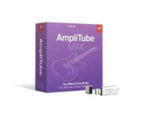 AMPLITUBE MAX - BUNDLE AMPLITUBE PER MAC E PC