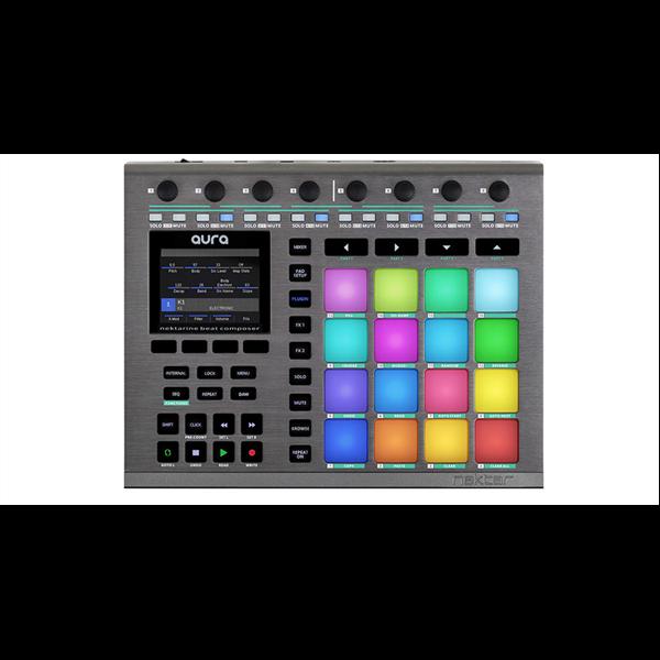 AURA PAD CONTROLLER MIDI