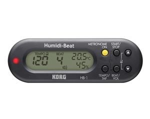 HUMIDI-BEAT HB-1-BK METRONOMO+IGROMETRO