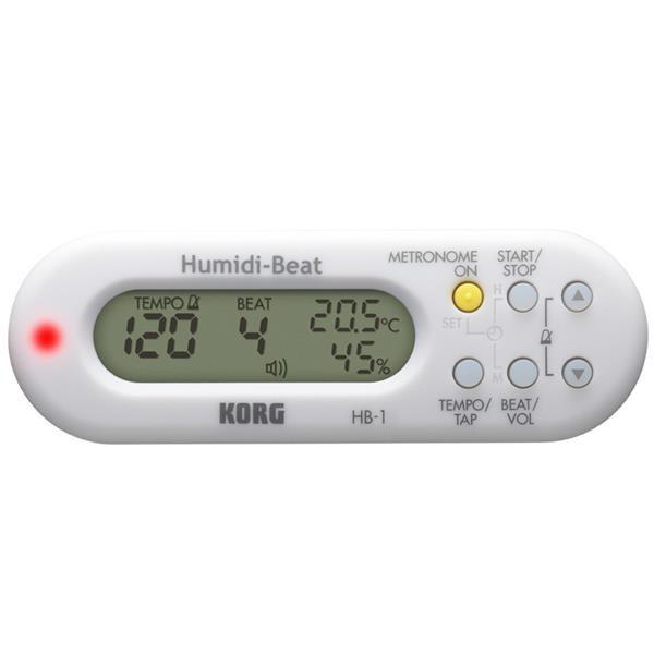 HUMIDI-BEAT HB-1-WH METRONOMO+IGROMETRO