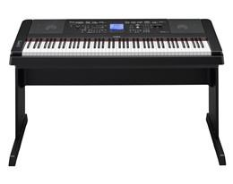 DGX 660 NERO PIANO DIGITALE
