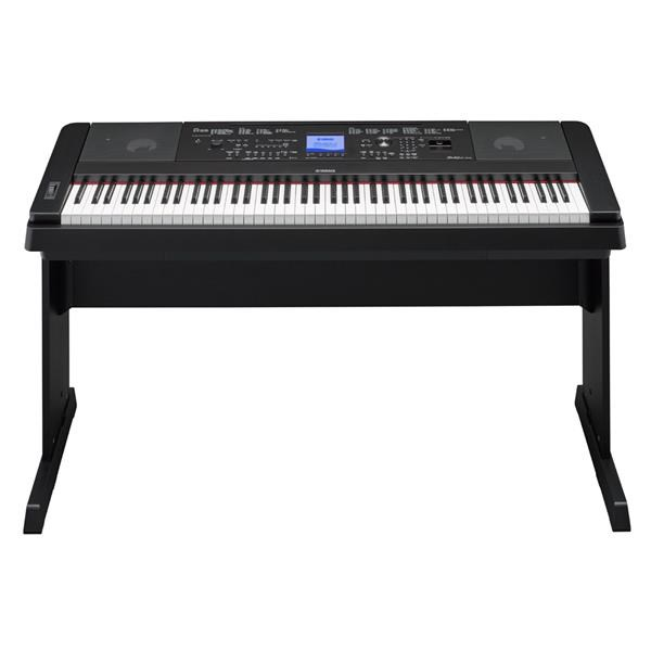 DGX 660 NERO PIANO DIGITALE