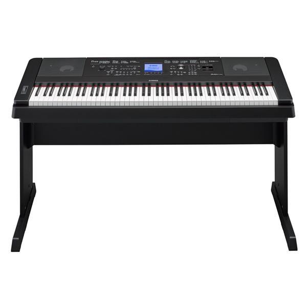 DGX-660 NERO PIANO DIGITALE