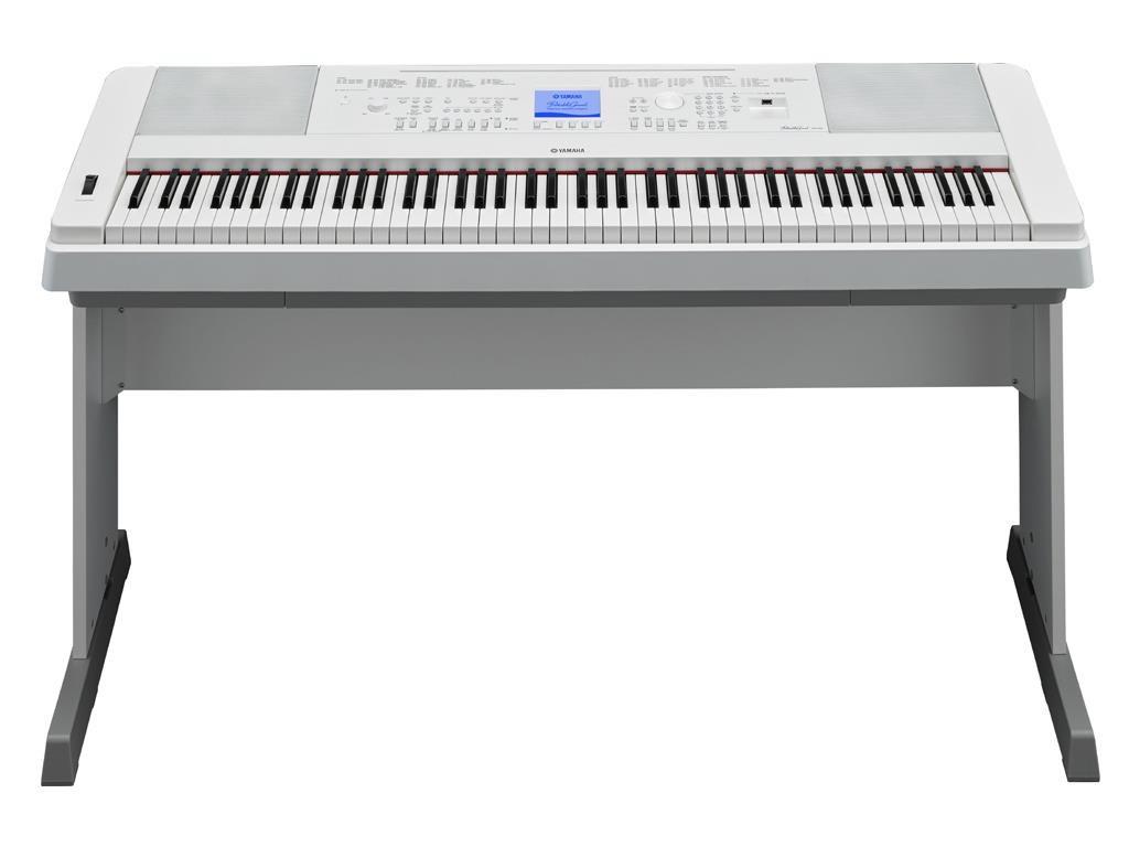 yamaha dgx 660 bianco piano digitale. Black Bedroom Furniture Sets. Home Design Ideas