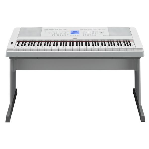 DGX-660 BIANCO PIANO DIGITALE