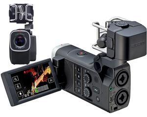 Q8 VIDEOCAMERA HD CON CAPSULE MICROFONICHE INTERCAMBIABILI
