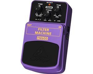 FM600 PEDALE MODELLATORE DI FILTRI