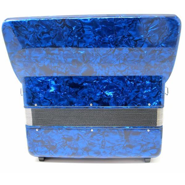 PA34/72 7+2 DARK BLUE FISARMONICA