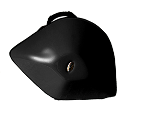 EV-II BASIC BLACK CUSTODIA L CORNO SVITABILE