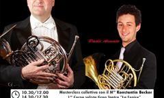 Masterclass di corno francese