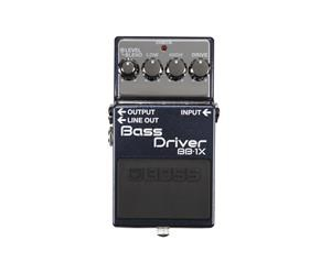 BB-1X BASS DRIVER PREAMP OVERDRIVE
