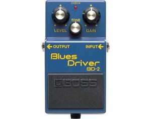 BD2 BLUES DRIVER OVERDRIVE
