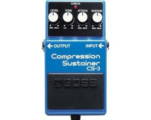 CS-3 COMPRESSORE SUSTAINER
