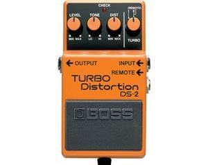 DS-2 TURBO DISTORSORE