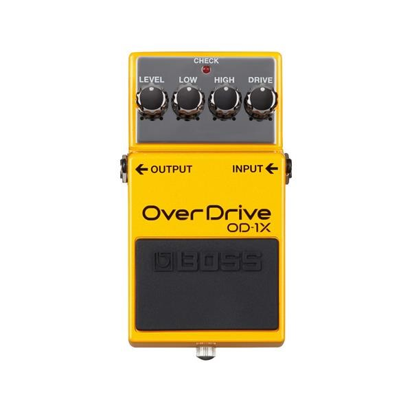 OD-1X PEDALE OVERDRIVE