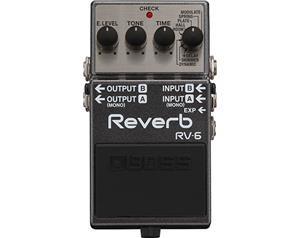 RV-6 PEDALE REVERBERO