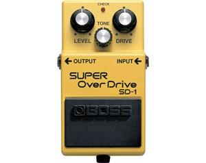 SD-1 SUPER OVERDRIVE VALVE SOUND