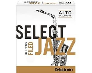 BOX 10ANCE SAX ALTO SEL JAZZ 2 MED FILED