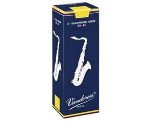 BOX 5 ANCE TRADITIONAL 3 1/2 SAX TENORE