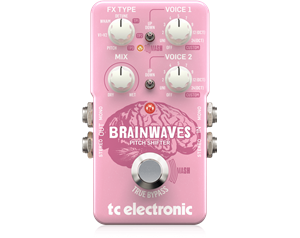 BRAINWAVES PITCH SHIFTER PEDALE
