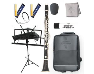 BUNDLE CLARINETTO BUFFET PRODIGE