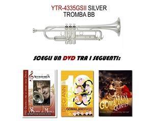 Trombe in sib yamaha for Yamaha ytr 4335gs ii