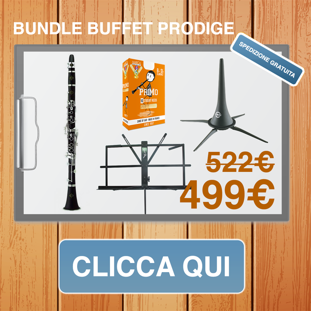 Bundle Buffet prodige