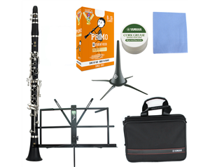 BUNDLE CLARINETTO YCL 255 S