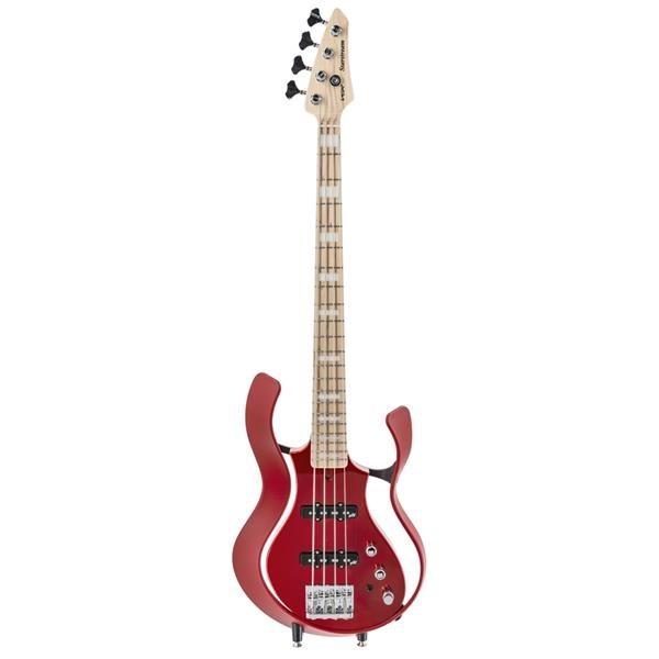 VSBA-A2S-RDMR Starstream Active Bass 2S Artist Metallic Red