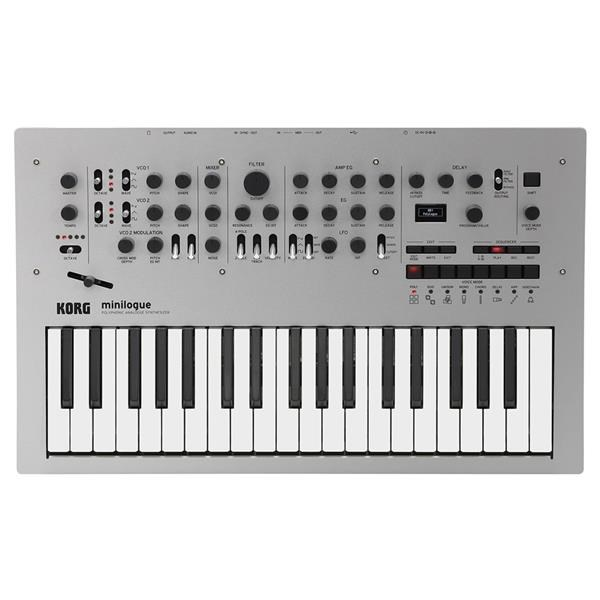 MINILOGUE - POLYPHONIC ANALOGUE SYNTHESIZER