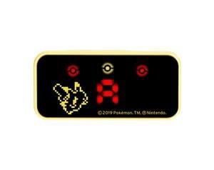 PITCHCLIP2 PC-2-PPK PIKACHU Yellow