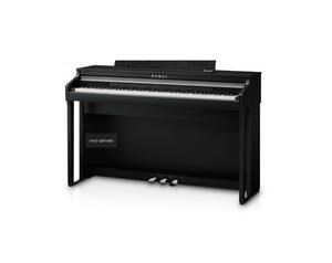 CA48 NERO SATINATO PIANO DIGITALE