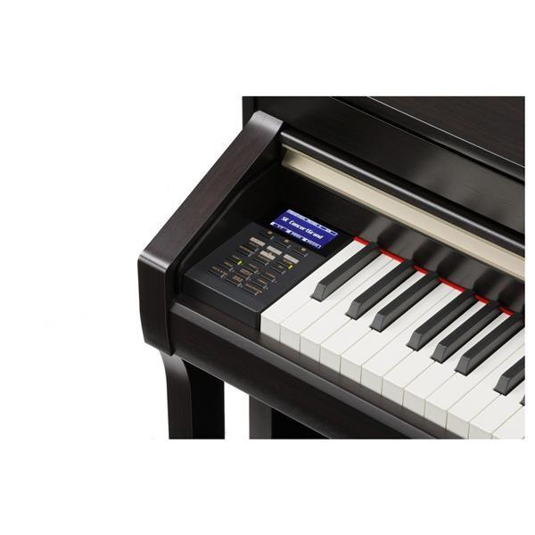 CA58 NERO PIANO DIGITALE