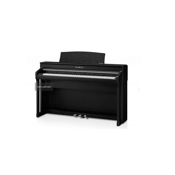 CA78 NERO SATINATO PIANO DIGITALE