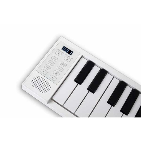 FOLDING PIANO 49 TASTI PIEGEVOLE