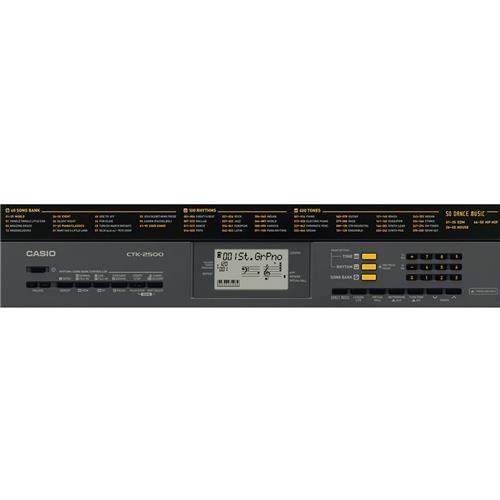 CTK2500 TASTIERA ARRANGER 61 TASTI