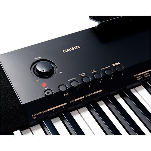 CDP130 BK PIANO DIGITALE