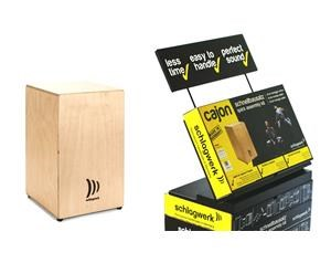 CBA 1 S - CAJON MONTABILE - MEDIUM