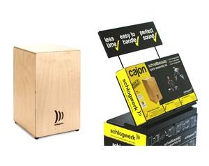 CBA 2 S - CAJON MONTABILE - LARGE