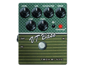 CHARACTER VT BASS V2 PEDALE