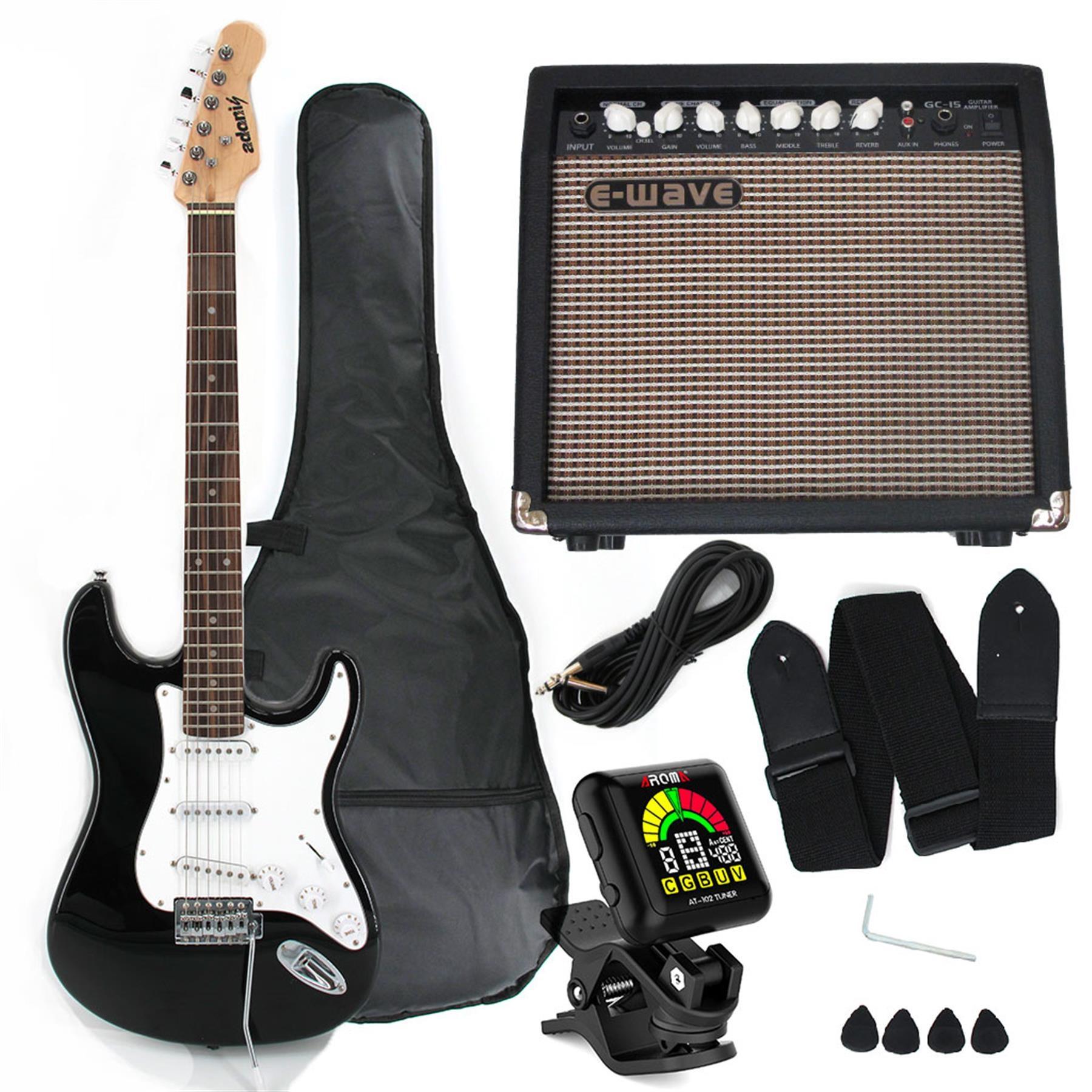 Chitarra Elettrica Starter Pack