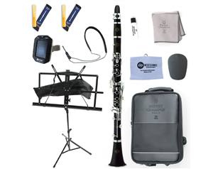 CLARINETTO INTERMEDIATE PACK PRODIGE BC 2541L